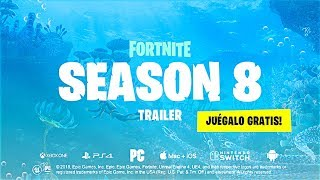 SEASON 8 *TRAILER* Filtering... (Fortnite Skins Battle Pass and EVENT)