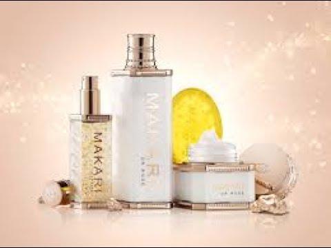 Product Review : : Makari De Suisse 24K Gold Skincare System