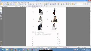 HSK level 3 listening test part 1 - Learn Chinese by video tutorial