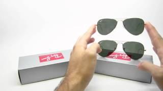 43ab42b7275 Ray-Ban RB3044 Aviator Small Metal W3100 Sunglasses - Vision Direct Reviews
