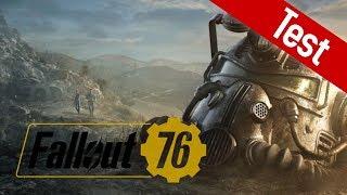 Fallout 76 im Test/Review: Postapokalyptischer Super-GAU