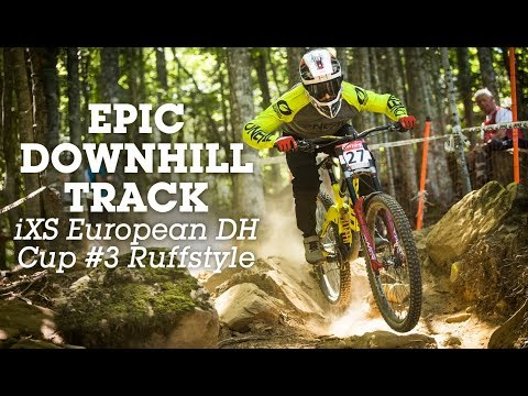 EPIC DOWNHILL TRACK!