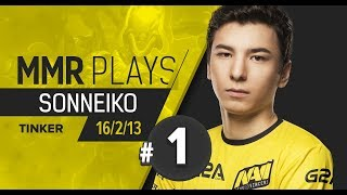MMR Plays: SoNNeikO on Tinker vol. 1