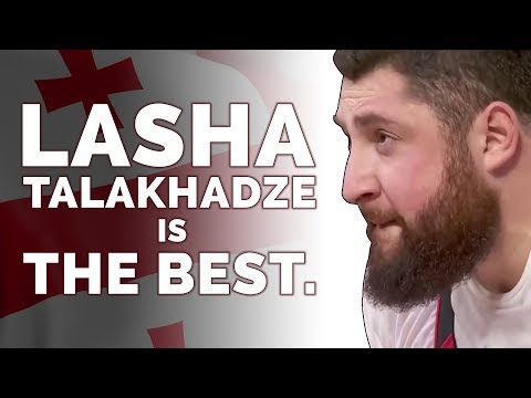 Lasha Talakhadze is the Greatest Weightlifter of All Time