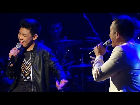 THOR & DARREN ESPANTO - Flashlight (Soulful Concert 2015: Live @ Music Museum!)