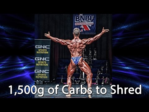 1,500g of Carbs to Shred! World Champion David Kaye - ABF Podcast Episode 5