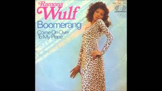 "RAMONA WULF ""BOOMERANG"" (1979)"