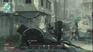 MW3 Player Humping Machine Gun! Thumbnail