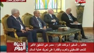 فديو.. بركات الفرا: مصر قادرة علي تحريك عملية السلام