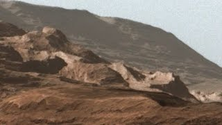 Mars Rover: NASA shows Blue Sky, TRUE COLOR, and Structures on Mount Sharp