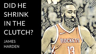 What happened to Harden in Game 5? | A lesson in winning bias