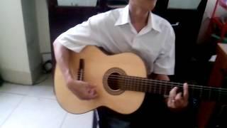 Chuyện tình không gĩ vãng - Đường tình đôi ngã -guitar- Đội văn nghệ sỹ AMD Bến Tre