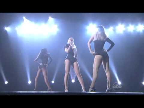 Beyoncé  Single Ladies LIVE! Com Heather Morris. 2009