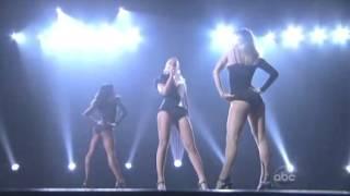 Beyoncé - Single Ladies LIVE! Com Heather Morris. [2009]