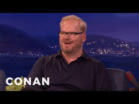 Jim Gaffigan On Binge-Watching TV  - CONAN on TBS