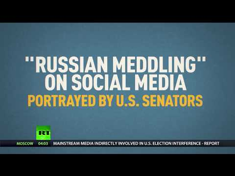US justice department indicts 13 Russians over alleged 'meddling'