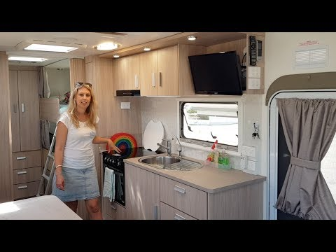 Caravan Tour - Jayco Starcraft - Our home on wheels