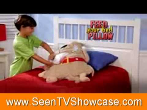 Animal Pillow Case As Seen On Tv : Shamzees Animal Pillow Covers As Seen on TV - YouTube