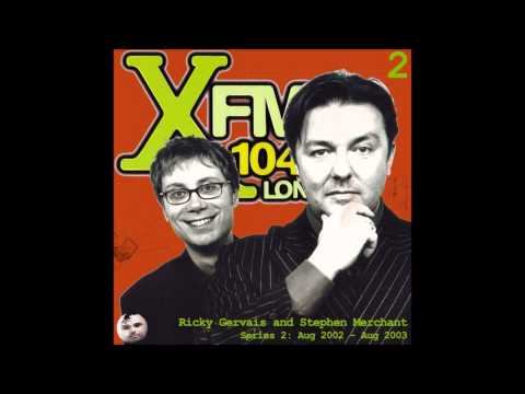 The Ricky Gervais Show Xfm - Only Fools and Horses