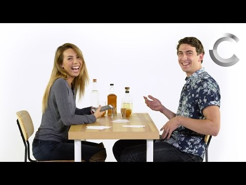 Truth or Drink: Blind Date (Gina & Chad) | Cut