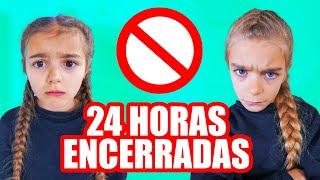 24 HORAS ENCERRADAS EN CASA GISELE Y CLAUDIA Las Ratitas!!