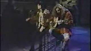 "Black Crowes ""She Talks To Angels"" - Letterman 1991"