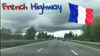 Driving in the French Highway | Midi - Pyrénées | France | 🇫🇷 | ▪HD▪