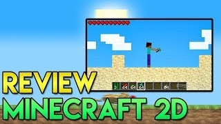 Review Minecraft 2D para PSP | Mindcraft by SkyMidnight | luigi2498