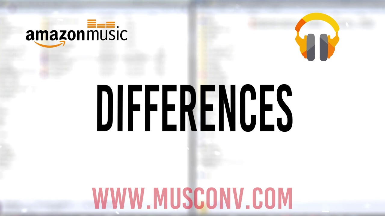 Google Play Music vs Amazon Music (2019 review)