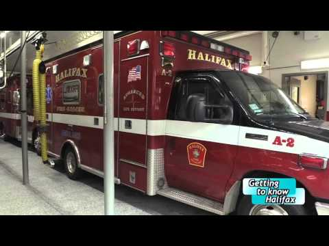 Getting to Know Halifax: Fire Station