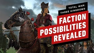Total War Three Kingdoms Hands On Preview Choose Your Own Adventure
