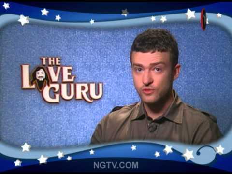 Mike Myers & Justin Timberlake On The Love Guru