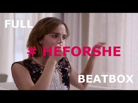 Emma Watson Beatbox & Rap - FULL INTERVIEW - PART 4 Lin-Manuel Miranda
