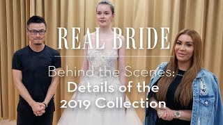 Real Bride by Enzoani - Behind the Scenes: 2019 Collection