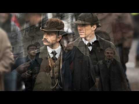 Sherlock Holmes - The Game Is On - Theme Suite