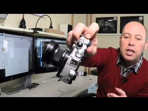Olympus PENF Camera