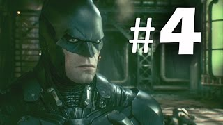 Batman Arkham Knight Part 4 - Stunt Jumps - Gameplay Walkthrough PS4