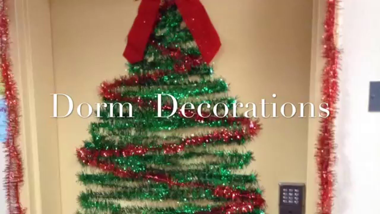 christmas dorm door decoration - Christmas Dorm Door Decorations