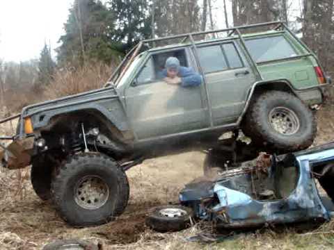 1990 Cherokee 8.5 Long Arm Lift