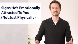 Download lagu Signs He's Emotionally Attracted To You (Not Just Physically)