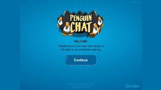 Club Penguin: Penguin Chat 3 Website