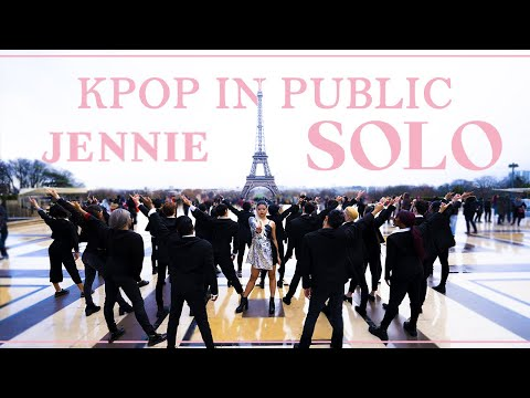 [YG CONTEST GRAND PRIZE WINNER] JENNIE - SOLO Dance cover by RISIN'CREW (mixed ver.) from France