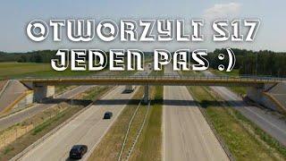OTWORZYLI POŁOWĘ S17 Wola Ducka Wiązowna 20.12.2019 oraz bonus z 09.2019