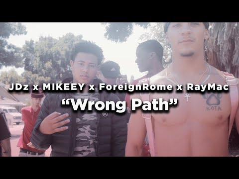 Wrong Path - JDz x MIKEEY x ForeignRome x RayMac | (TheBurbs x MOF) | Dir. By @Mota_Media