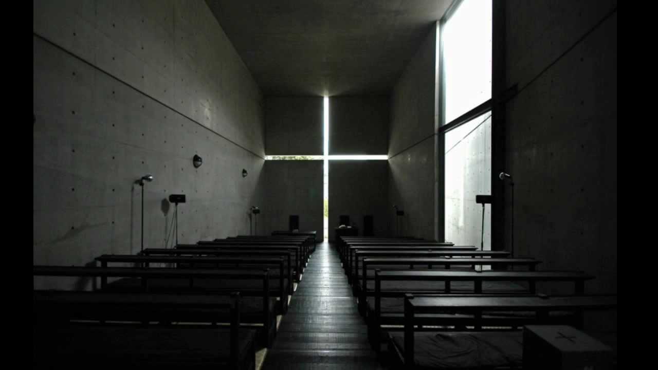 TADAO ANDO Church of the Light - YouTube:,Lighting