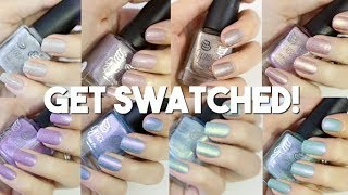 Grace-full Nail Polish Illusions Collection Swatches | GET SWATCHED