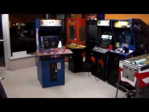NBA Jam Tournament Edition Arcade Game ! - Conversion cabinet overview, artwork, gameplay video