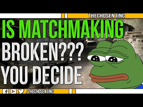 cs go matchmaking unavailable fix
