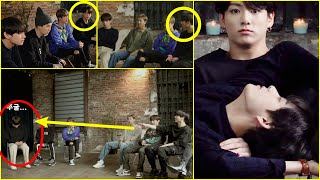 JK giving Tae extra attention: BODY LANGUAGE [ Taekook analysis ]