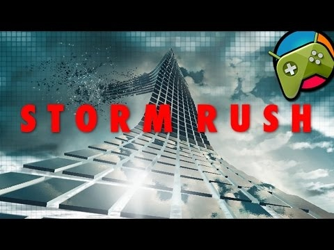 Storm Rush Gameplay Let's play HD - Android - iOS